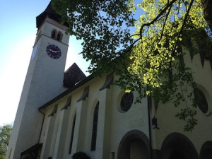 interlaken church