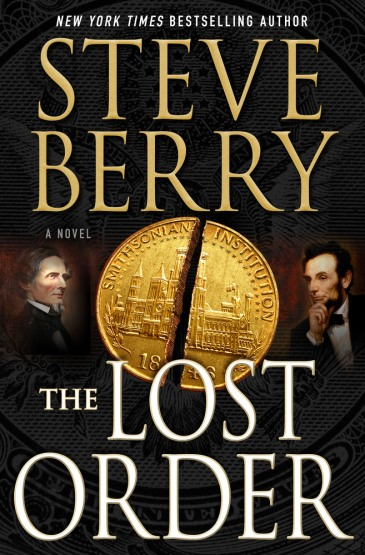 the lost order steve berry