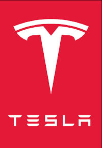 tesla company logo