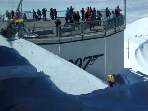 James Bond Museum Schilthorn