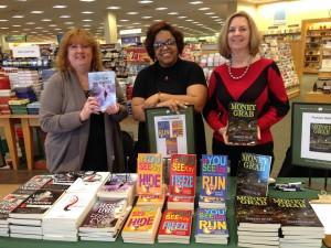 B&N book signing