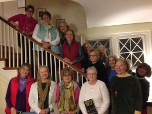 Lindsay Ryland's book club frances aylor
