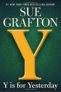 y is for yesterday sue grafton