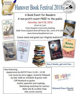 Hanover Book Festival Frances Aylor