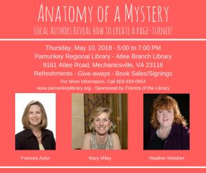 Murder Mystery Panel