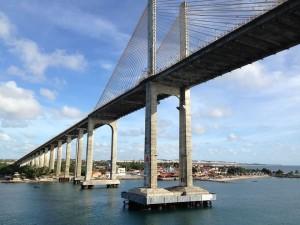 natal bridge brazil