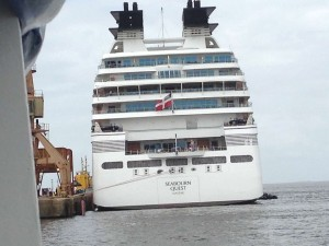 seabourn quest cruise