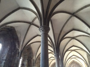 more pointed arches