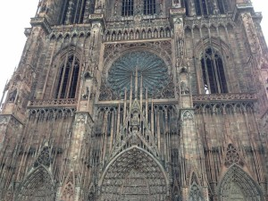 cathedral strasbourg