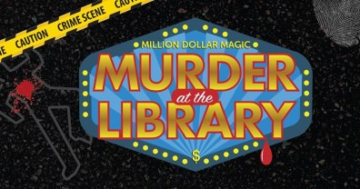 murder in the library 2019